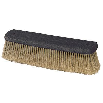 Carlisle Scrubbing Brushes 12 in. Boar Bristle Wash Brush (12-Pack)
