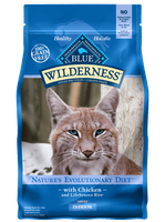THE BLUE BUFFALO CO. BLUE™ Wilderness® Indoor Chicken For Adult Cats
