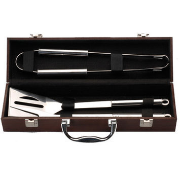 BergHOFF International 2202012 Mini 4pc BBQ Tool Set