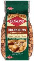 Diamond of California® Ultra Premium Blend Mixed Nuts 4 lb. Bag