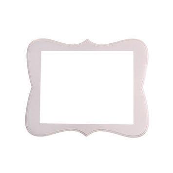 Secretly Designed Chase Frame Size: 5x7, Color: Princess Pink