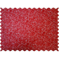 Stwd Breeze Fabric by the Yard Color: Red