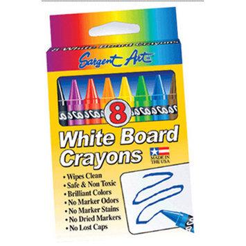 SARGENT ART INC. SAR350521 SARGENT ART WHITE BOARD CRAYONS REG