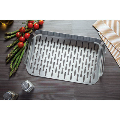 Fervor Stainless Steel Grill Topper