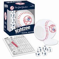 Usaopoly MLB Baseball Yahtzee Games MLB Team: New York Yankees