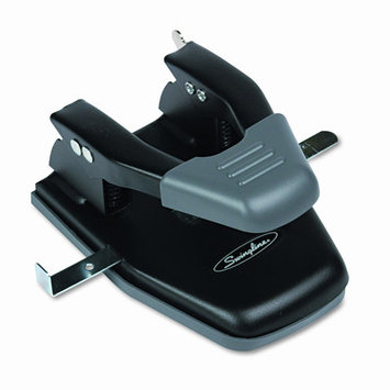 Acco Brands Swingline Comfort Handle Two-Hole Punch