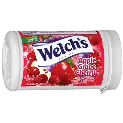 Welch's® Frozen Apple Grape Cherry Juice Concentrate