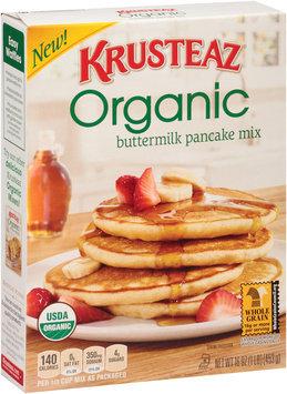 Krusteaz® Organic Buttermilk Pancake Mix 16 oz. Box