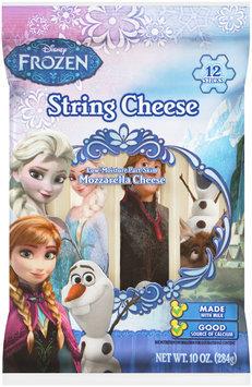 Disney Frozen Mozzarella String Cheese 12 ct Bag
