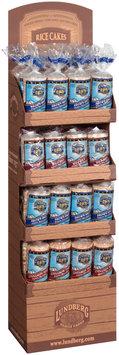 Lundberg Family Farms® Variety Rice Cakes Display