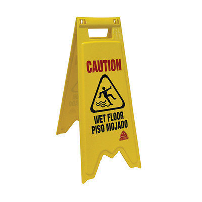 O-cedar Commercial Floor Safety Sign All-Purpose