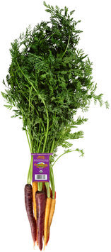 Cal-Organic® Farms Organic Rainbow Bunch Carrots