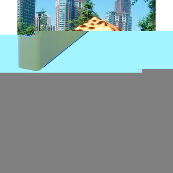 Leitz 180° 10151015 DIN A4 Plastic Lever Arch Folder 52mm Width, Yellow