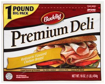 Buddig™ Premium Deli Rotisserie Flavored Chicken Breast