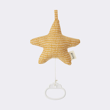 Ferm Living Star Music Mobile