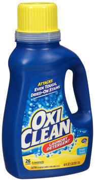 OxiClean™ Fresh Scent Laundry Detergent 40 fl. oz. Jug