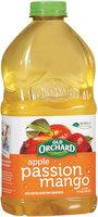 OLD ORCHARD Apple Passion Mango Bottled Juice Cocktail 64 FL OZ PLASTIC BOTTLE