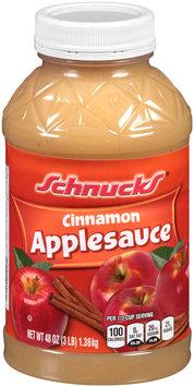 Schnucks® Cinnamon Applesauce 48 oz. Jar