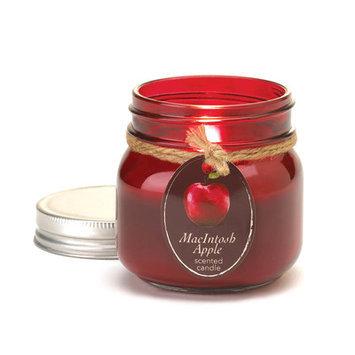 Macintosh Apple Mason Jar Candle #16254