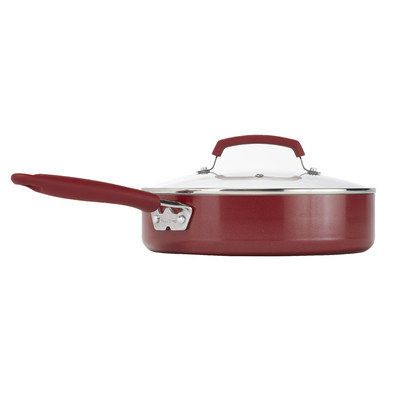 Wearever Pure Living 3.5-qt Skillet with Lid