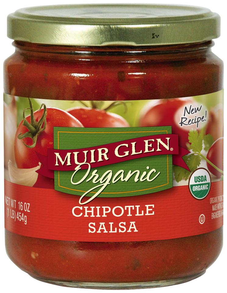 Muir Glen® Organic Chipotle Salsa 16 oz. Jar