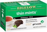 Bigelow® Thin Mints® Herbal Tea Bags 20 ct Box