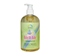 rainbow® Baby Oh Baby® Unscented Herbal Body Wash
