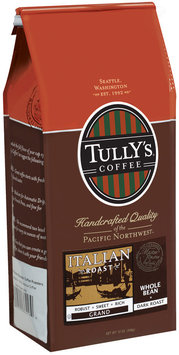 Tully's Coffee Grand Whole Bean Dark Roast Italian Roast