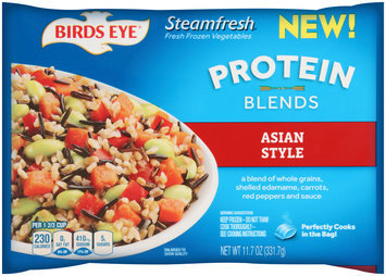 Birds Eye® Steamfresh® Asian Style Protein Blends 11.7 oz. Bag
