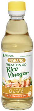 Nakano Mango Seasoned Rice Vinegar 12 oz. Glass Bottle