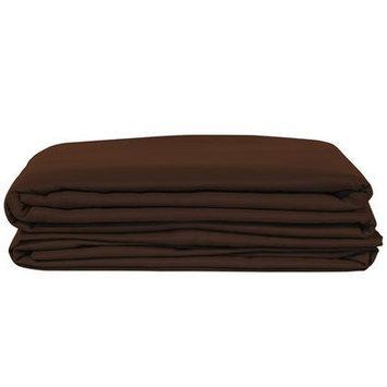 Nrg Microfiber Sheet Set, Chocolate