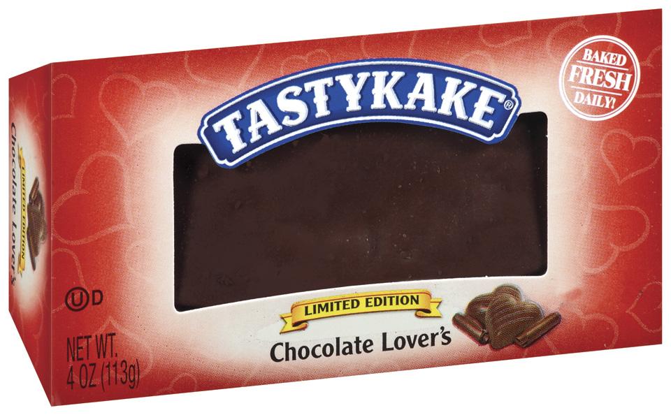 Tastykake® Chocolate Lover's Baked Pie