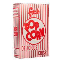 Snappy Popcorn Close-Top Popcorn Box Size: 3E