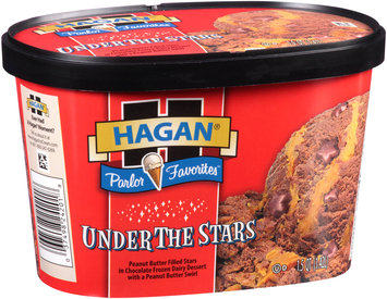 Hagan® Parlor Favorites™ Under the Stars Ice Cream 1.5 qt. Carton