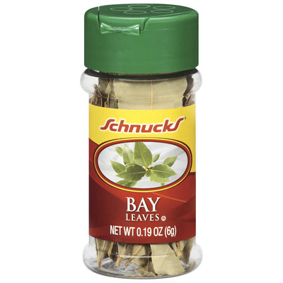 Schnucks  Bay Leaves .19 Oz Shaker