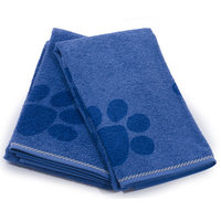 Cambridge Towel Company X-Static Pet Bath Towel Color: Blue