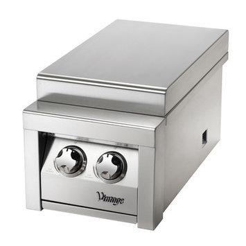 Vintage Appliances Double Side Burner