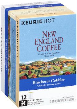 New England Coffee® Keurig® Hot Blueberry Cobber 12-0.40 oz. Cups