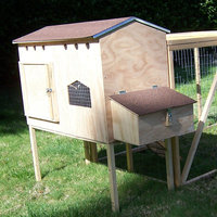 Creative Coops Family Hen House Starter Kit