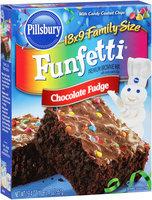 Pillsbury Funfetti® Chocolate Fudge Premium Brownie Mix