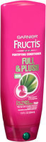 Garnier® Fructis® Full & Plush Conditioner 13 fl. oz. Bottle