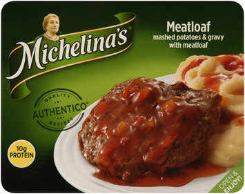 Michelina's® Authentico® Meatloaf 8 oz. Tray