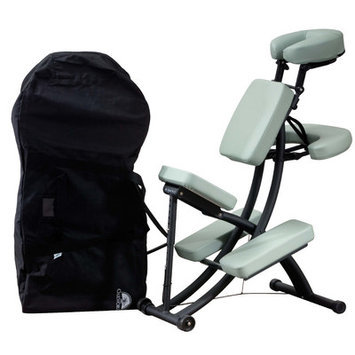Oakworks Portal Pro Massage Chair Package Color: Heron