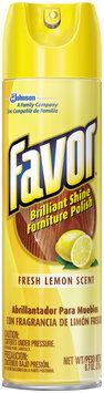 Favor® Brilliant Shine Furniture Polish 9.7 oz. Aerosol Can