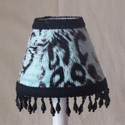 Silly Bear Luscious LeopardTable Lamp Shade