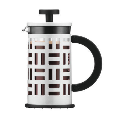Bodum Eileen French Press Coffee Maker Color: Off-White, Size: 12 oz.