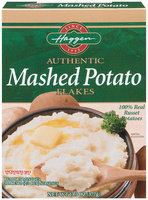 Haggen Authentic Mashed Flakes Potatoes 13.3 Oz Box