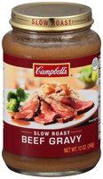 Campbell's® Slow Roast Beef Gravy