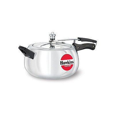 Hawkins Contura Pressure Cooker Size: 5.28 Q