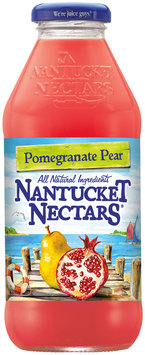 Nantucket Nectars® Pomegranate Pear 16 fl. oz. Glass Bottle